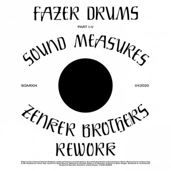 Fazer Drums – Sound Measures (Mixed Tracks)