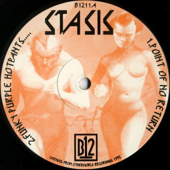 Stasis – Point Of No Return!  [VINYL]