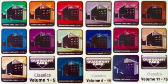 VA – Quadrant Park Classics 1-15 [FLAC]